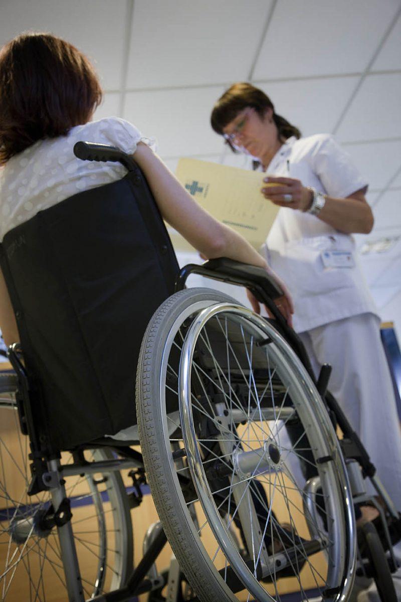 Autocuidados en domicilio de pacientes inmovilizados