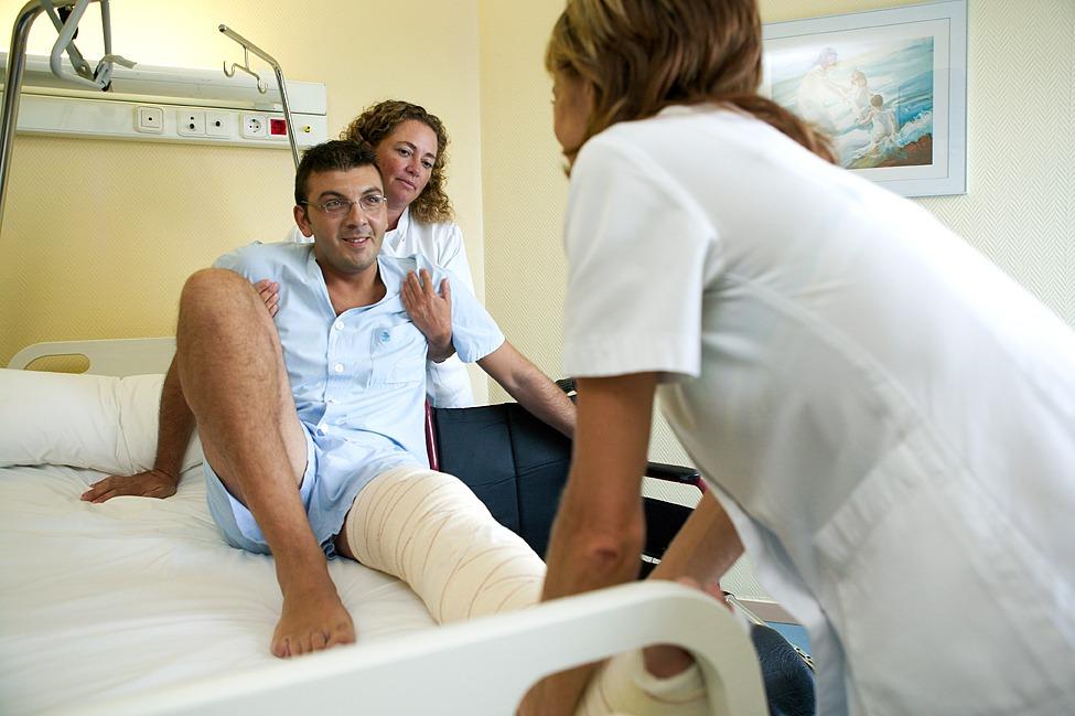 Jornada internacional de patología de rodilla Hospital Asepeyo Coslada