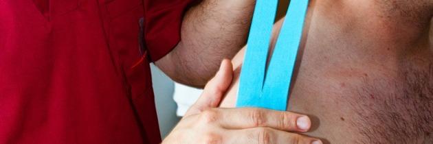Uso del Taping Neuro Muscular