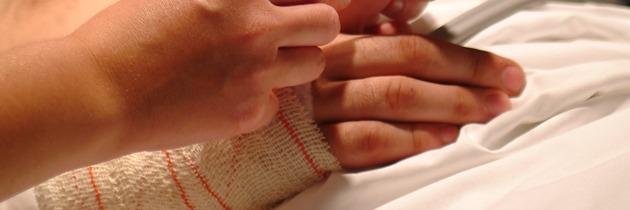 Necrosis avascular en patología de mano y muñeca