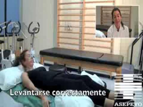 Higiene postural en AVD y Manipulación de cargas
