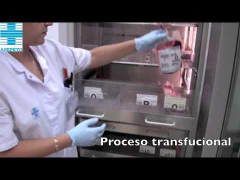 El proceso transfusional