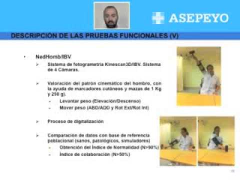 Interés y aplicaciones de la valoración funcional en el ámbito de una Mutua desde Accidentes Laborales (AT) y enfermedades profesionales (EEPP)