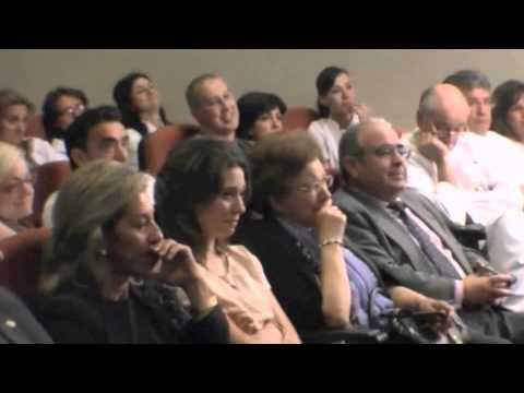 Sesión Magna de los Residentes Mayores en el Hospital Asepeyo Coslada 2011