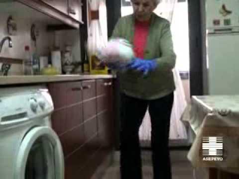 Vídeo cuidador. Prevención de las infecciones