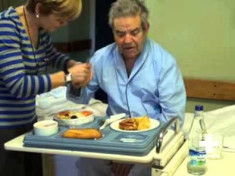 Vídeo cuidador. Alimentación