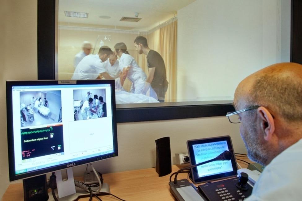 La simulación clínica, una formación sanitaria innovadora