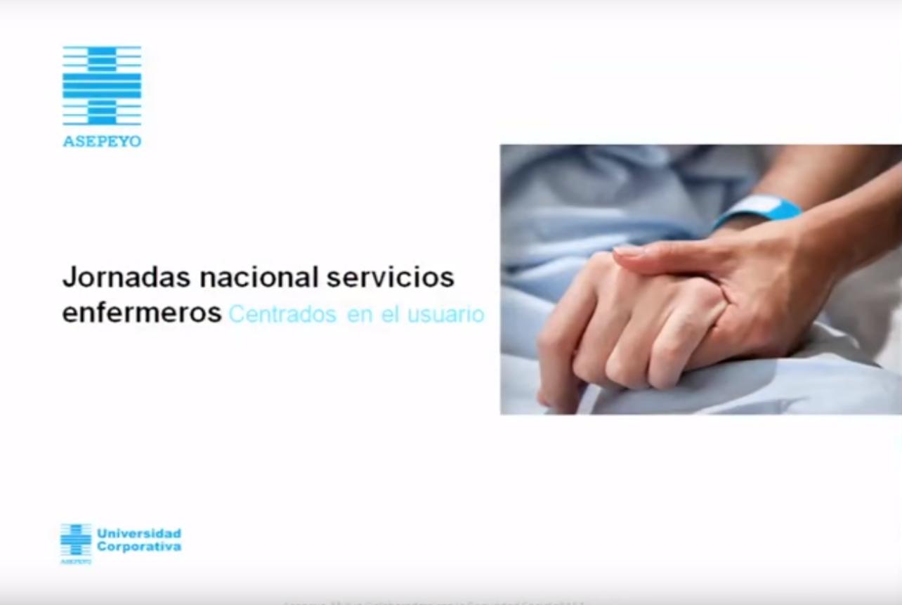 Jornada nacional de Servicios Enfermeros