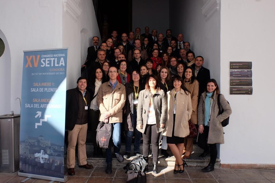 Alta participación de los profesionales de Asepeyo en el XV Congreso SETLA 2015