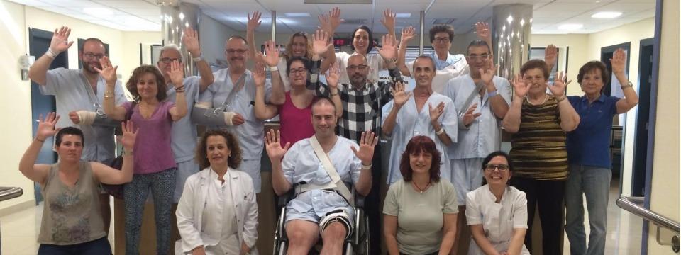 El Hospital Asepeyo Sant Cugat se suma al Día Mundial de la Higiene de Manos