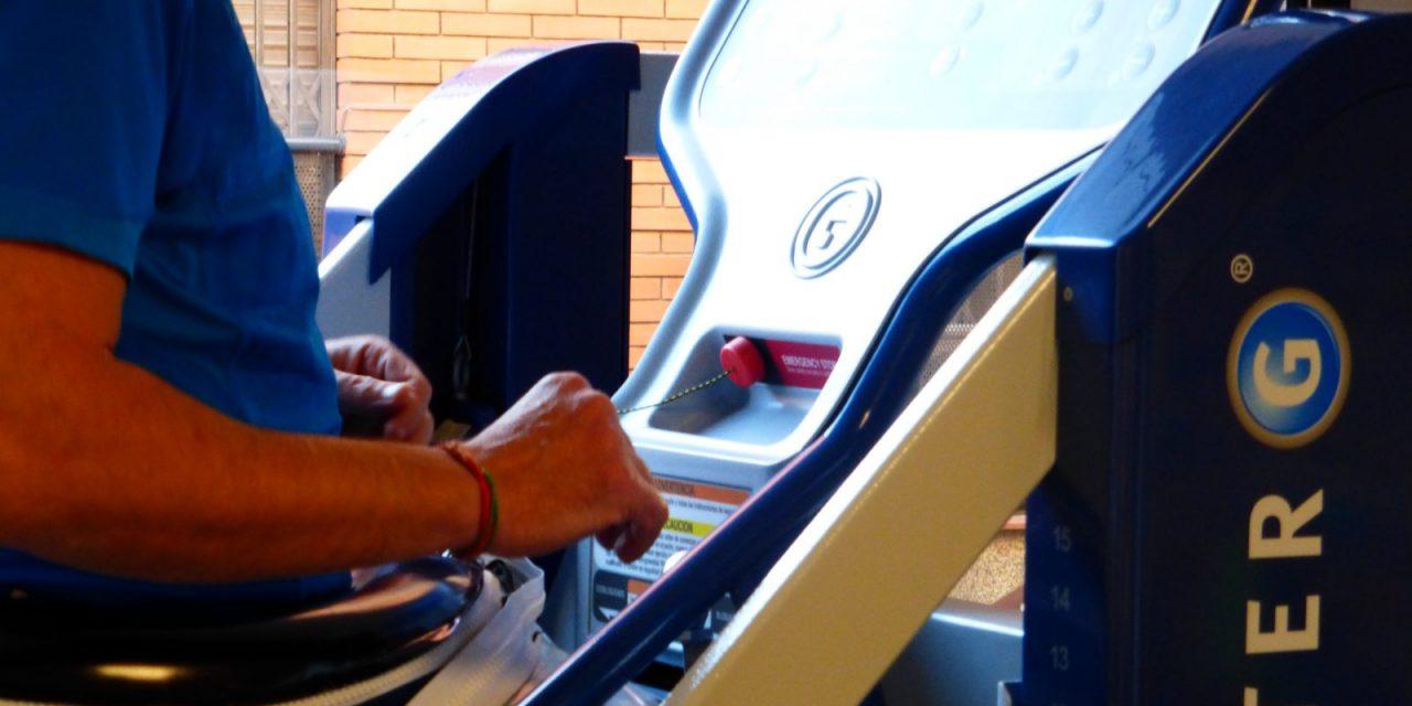 Tecnología aeroespacial en Fisioterapia, Alter-G