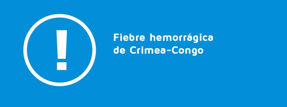 Fiebre hemorragica de Crimea-Congo