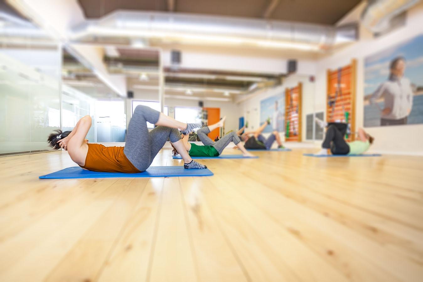 ejercicio físico para prevenir el ictus