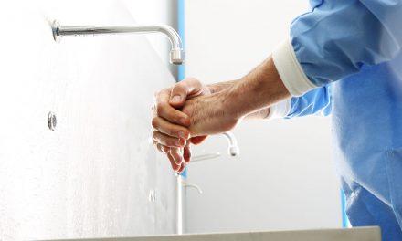 Estudio comparativo sobre la higiene de manos