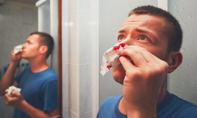 Traumatismo nasal