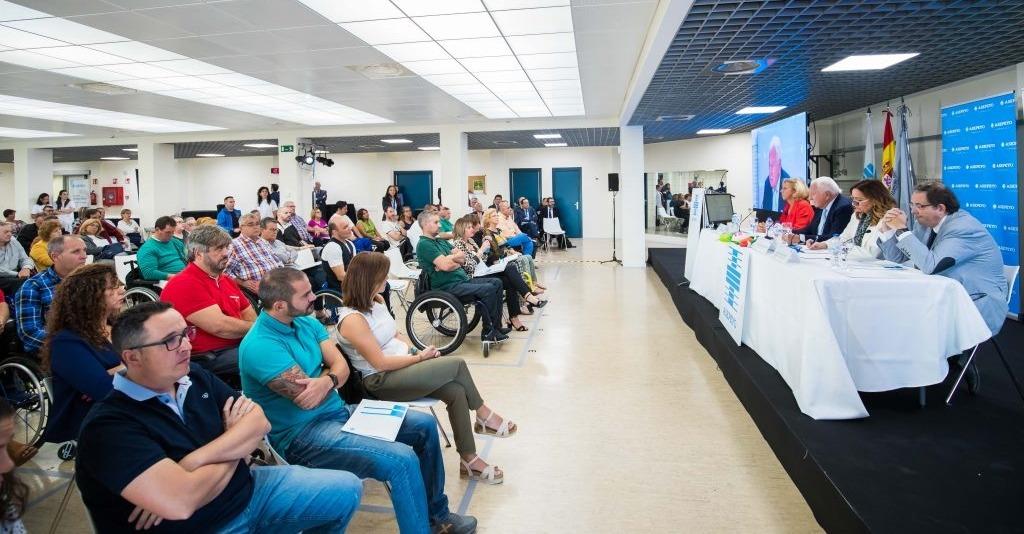 VIII Foro Cátedra sobre técnicas para el bienestar de personas con lesión medular