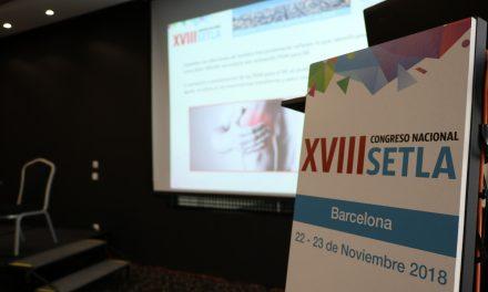 Tres premios para Asepeyo en el XVIII congreso SETLA