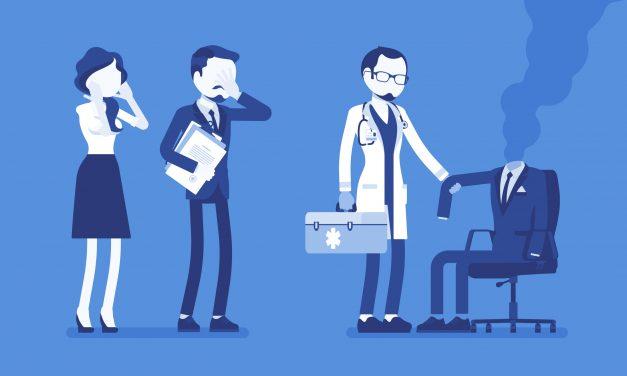 Burnout laboral o síndrome de desgaste profesional