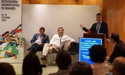 Madrid acoge la IV edición del Curso de patología artroscópica de hombro