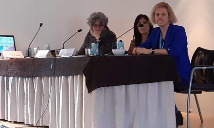 Premio a la mejor comunicación oral en Fisoterapia y Terapia Ocupacional en el congreso de la SETLA