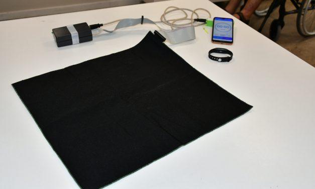 Diseñamos un dispositivo para evitar las úlceras por presión en personas con lesión medular