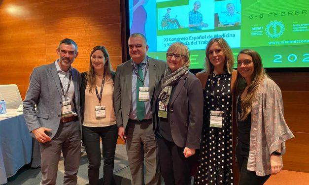 Participamos en el XI Congreso Español de Medicina y Enfermería del Trabajo
