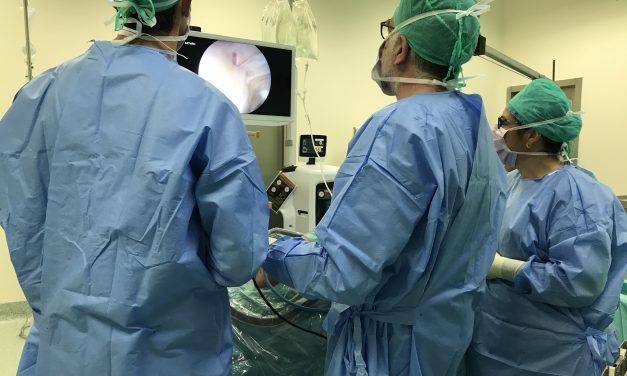 El Hospital Asepeyo Sant Cugat aplica con éxito el implante bioinductivo de colágeno, para la enfermedad del manguito rotador