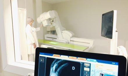 Instalamos un equipo de radiología,  pionero en el mundo, que ofrece más comodidad  y seguridad al paciente