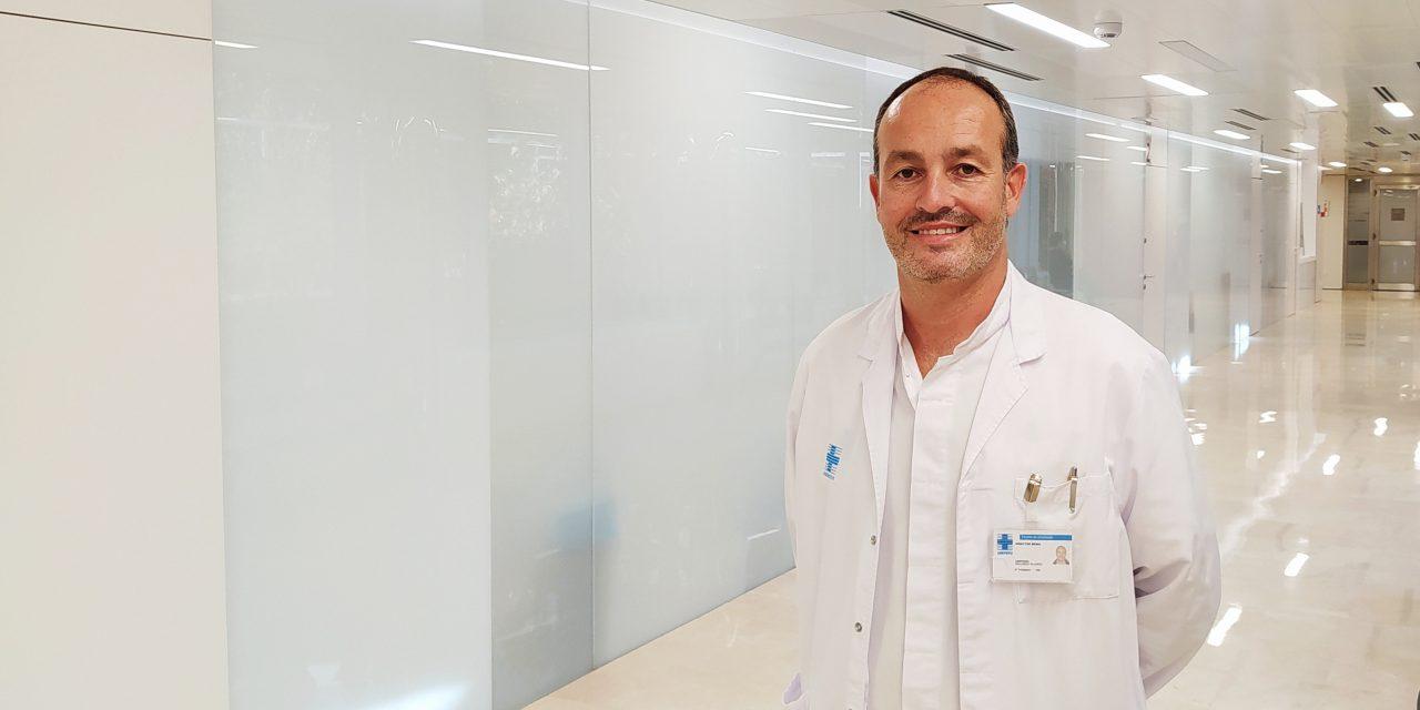 Santiago Gallardo, nuevo director médico  del Hospital Asepeyo Sant Cugat