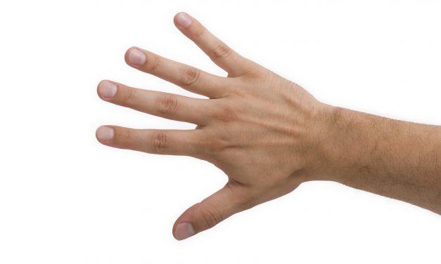 Lesiones en los tendones extensores de la mano